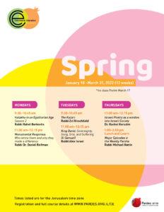 CE Spring 2022