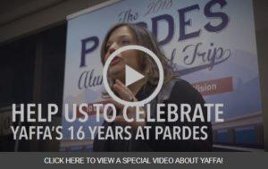 Honoring Rabba Yaffa Epstein - Pardes Jewish Study Programs