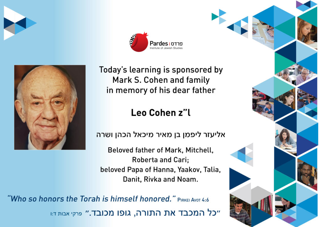 day of learning leo cohen zl