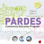 pardes community education 2020-21