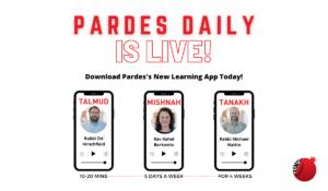 pardes daily live
