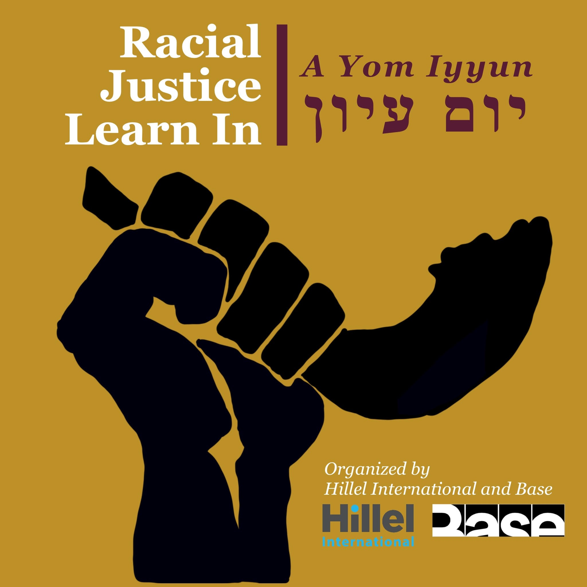 Hillel Racial Justice Learn in